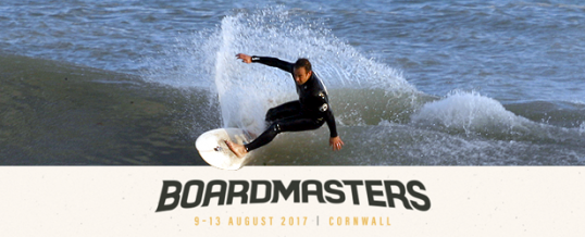 The Brownie Baker at Boardmasters 2017
